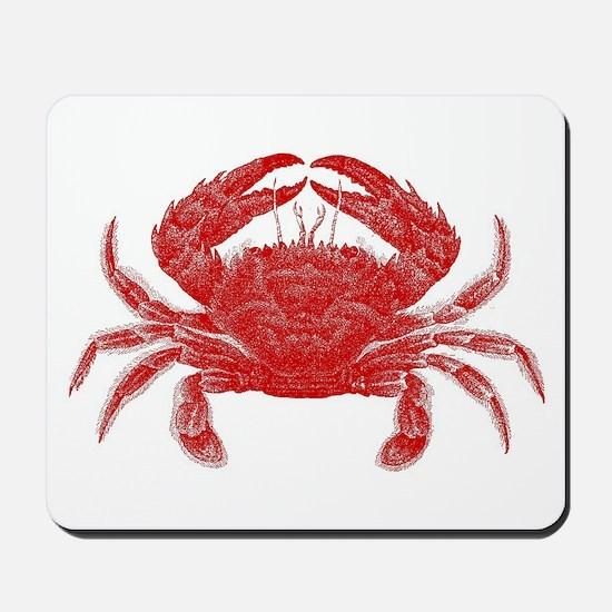 Crab Shack Art -- Mousepad