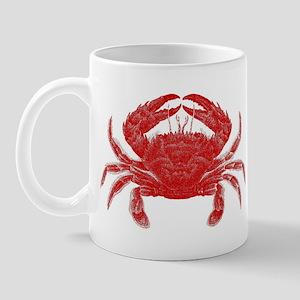 Crab Shack Art -- Mug
