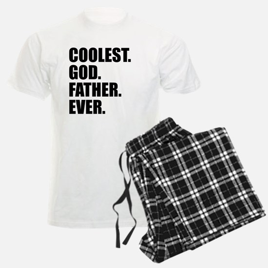 Coolest Godfather Ever Pajamas