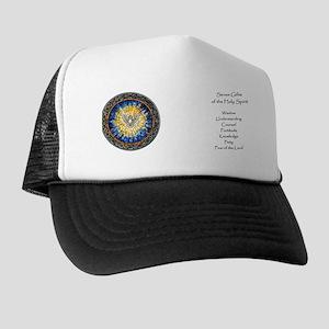 HolySpiritMug1a_resize Trucker Hat