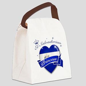 el salvador Canvas Lunch Bag