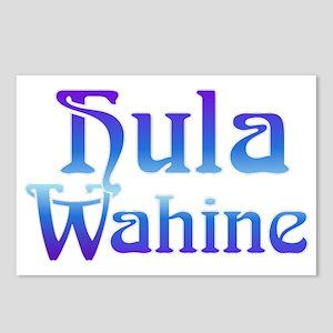 hula-wahine3_crop Postcards (Package of 8)