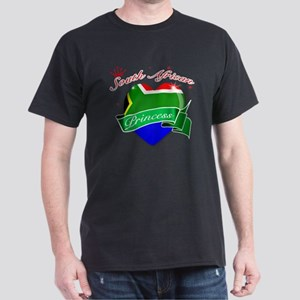 south africa Dark T-Shirt
