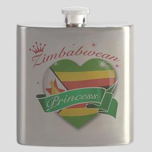 zimbabwe Flask