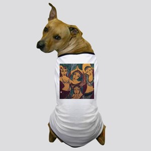 Sisters In Dance Dog T-Shirt