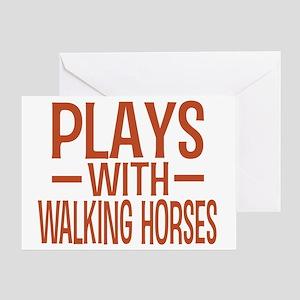 playstennesseewalkinghorses Greeting Card