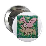 "Bunny 2.25"" Button (100 pack)"
