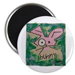 "Bunny 2.25"" Magnet (100 pack)"