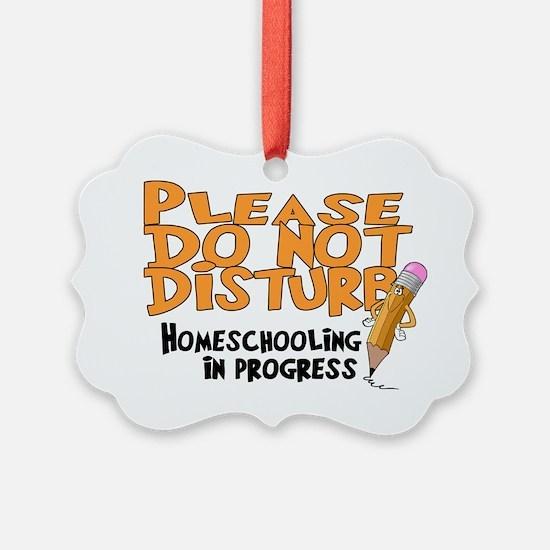 homeschool23 Ornament