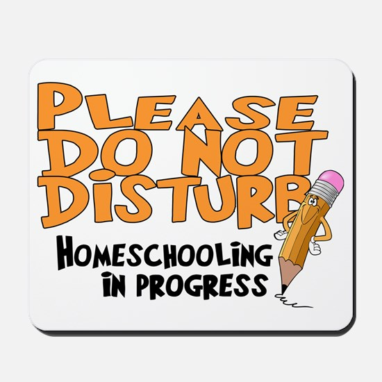 homeschool23 Mousepad