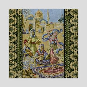 Dance Tapestry Queen Duvet
