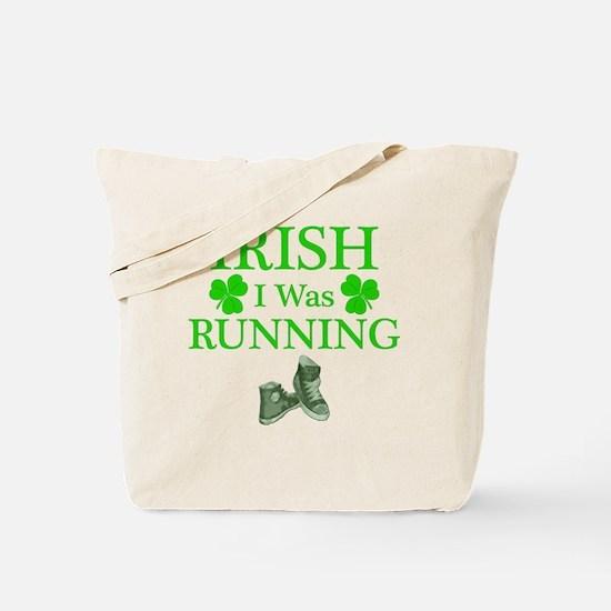 IrishIWasRunning Tote Bag