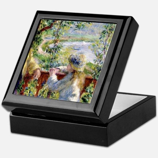 Renoir Cal2 Keepsake Box
