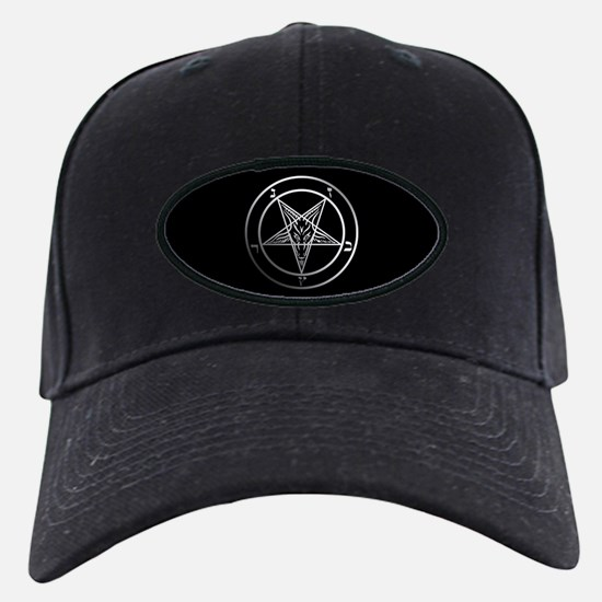 Satanic Pentagram Baseball Hat