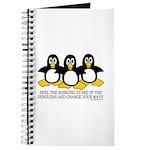 Burning Stare Penguins Journal