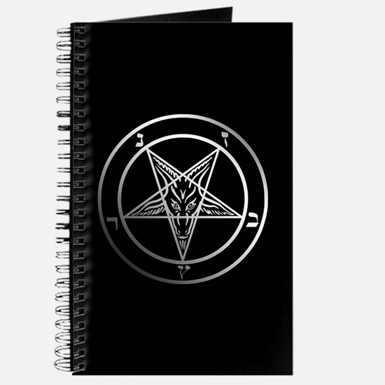 Satanic Pentagram Journal