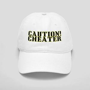 Caution! Cheater Cap