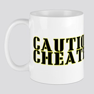Caution! Cheater Mug