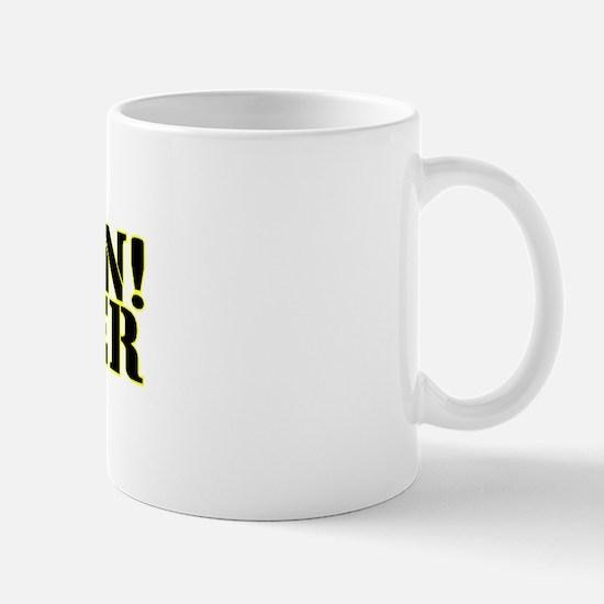 Caution! Cheater Mug