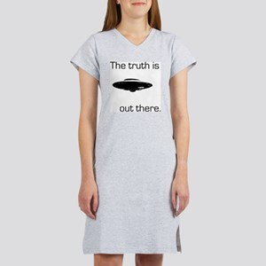 03052012-truth_out Women's Nightshirt