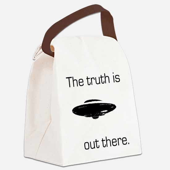 03052012-truth_out Canvas Lunch Bag