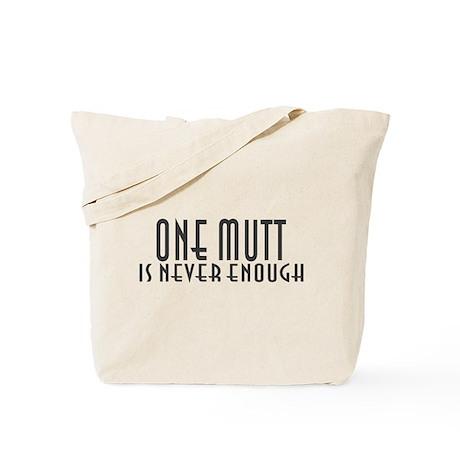 One Mutt Tote Bag