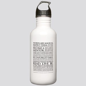 VoiceoverManifesto2012 Stainless Water Bottle 1.0L