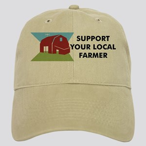 Support Your Local Farmer Cap