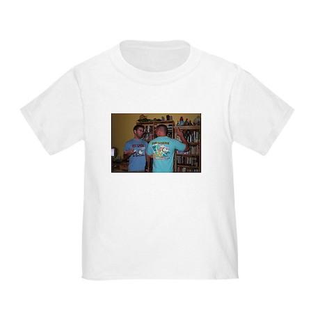 Spuds vs. No Spuds Toddler T-Shirt