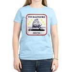 USS BALTIMORE Women's Light T-Shirt