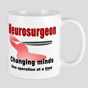 Neurosurgeon Red Mug