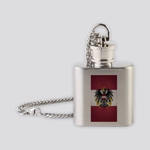 Austria (iTh2) Flask Necklace