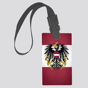 Austria (nexus s) Large Luggage Tag