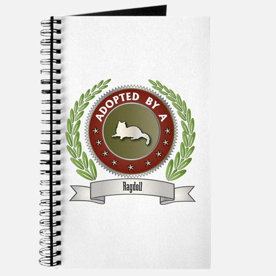 Adopted By Ragdoll Journal