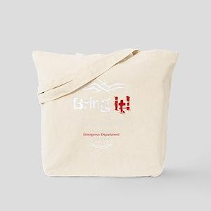navy_tee_back2 Tote Bag