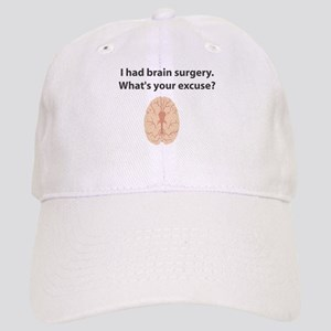 I had brain surgery. What's Cap