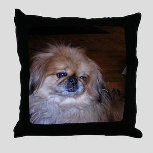 Pekinese Throw Pillow