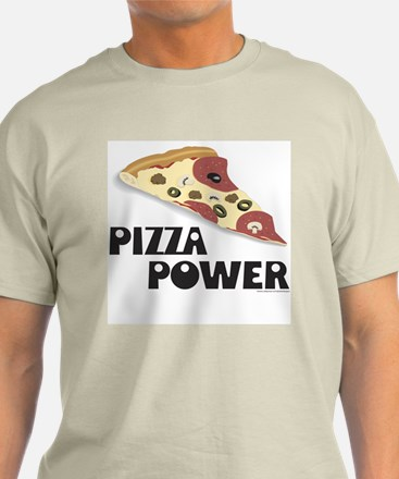 Pizza Power T-Shirt