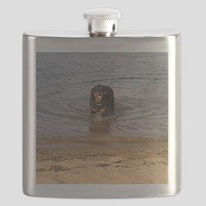 Rotweiller Flask