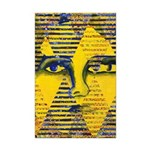 Conundrum II Golden Goddess Mini Poster Print