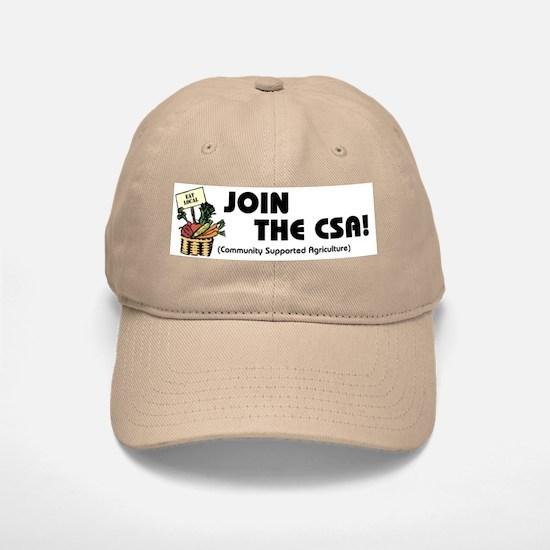 Join the CSA Baseball Baseball Cap