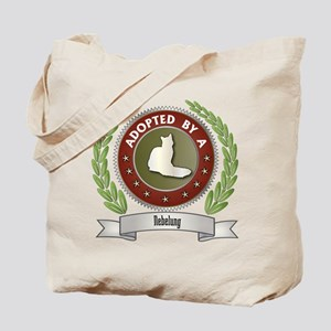 Adopted By Nebelung Tote Bag