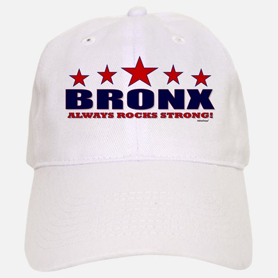 Bronx Always Rocks Strong Baseball Baseball Cap