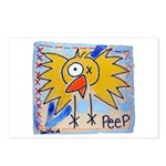 Bird Postcards (Package of 8)