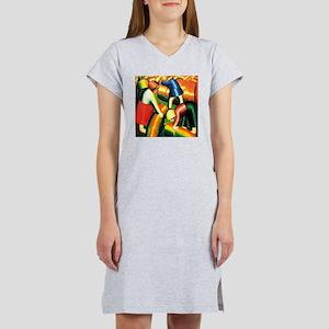 Kazimir Malevich: Taking in the Women's Nightshirt