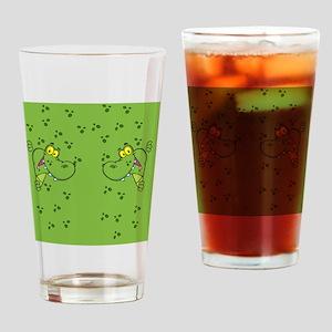 gators Drinking Glass