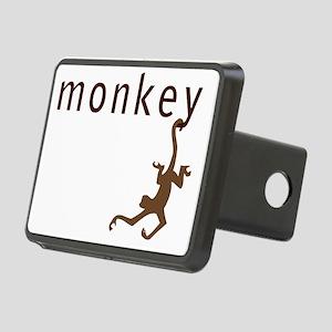 monkey34 Rectangular Hitch Cover