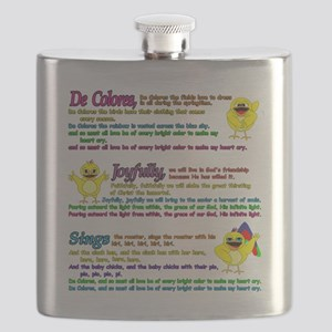 decolores song Flask