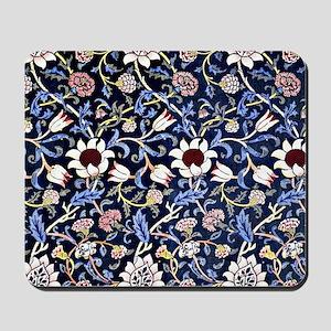 William Morris vintage design: Evenlode  Mousepad