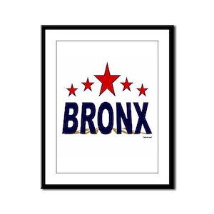 Bronx Framed Panel Print